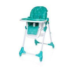 4Baby Decco krzesełko do karmienia nowość turkus z kategorii Krzesełka do karmienia