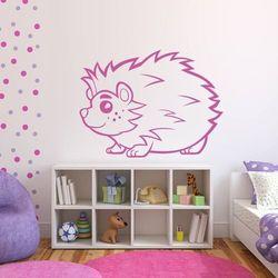 Szablon do malowania dla dzieci jeż 2407 marki Wally - piękno dekoracji