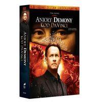 Pakiet: Anioły i demony / Kod Da Vinci (DVD) - Ron Howard