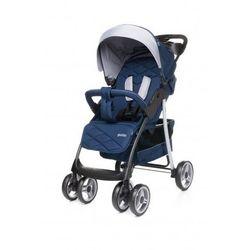 guido wózek spacerowy spacerówka nowośc navy blue, marki 4baby