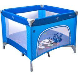 Coto Baby, kojec Conti, niebieski, 100x100 cm - produkt z kategorii- Kojce