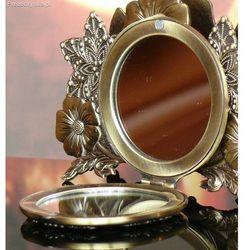 Lusterko kieszonkowe stare złoto, kup u jednego z partnerów