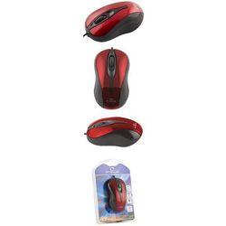 MYSZ TITANUM HORNET 3D OPT. PRZEWODOWA TM103R USB - oferta (551c6226f5b5139a)