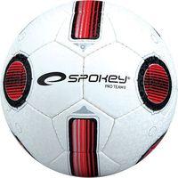 Spokey Piłka nożna  pro team ii 834060 czerwona (2010000551257)