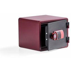 SZafa ognioodporna ADORE, 345x424x388 mm, czerwony