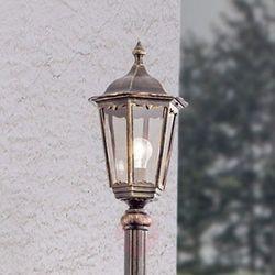 Jednopunktowa latarnia fabio, 249 cm marki Orion