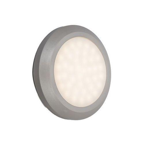 Lampa ścienna Daystar jasnoszara (lampa zewnętrzna ścienna)