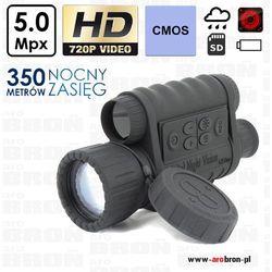 Noktowizor cyfrowy Bestguarder WG-50 6x50 - HD 720p, IPX4, zasięg w ciemności do 350m. - sprawdź w wybranym