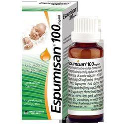 Espumisan 100 mg/ml krople 30ml, postać leku: krople