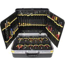 Walizka narzędziowa Bernstein 6500, 105 narzędzi, (DxSxW) 490 x 410 x 190 mm, BOSS