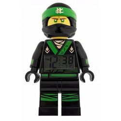 9009204 - zegar lego ninjago movie - lloyd (minifigure clock) marki Clic time