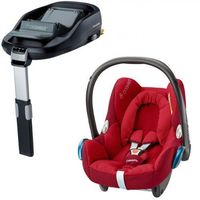 Fotelik Maxi-Cosi CabrioFix + baza familyfix Robin Red
