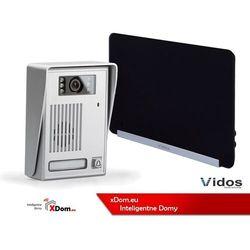 Vidos Zestaw wideodomofonu stacja bramowa z szyfratorem monitor 7'' s35_m690bs2