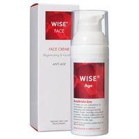 Naturalny przeciwzmarszczkowy krem do cery dojrzałej WISE AGE 50ml - produkt z kategorii- Kremy uniwersalne
