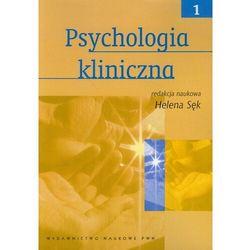 Psychologia kliniczna tom 1, książka z kategorii Psychologia