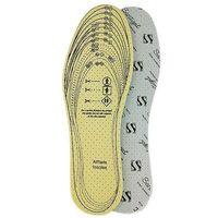 Antybakteryjne wkładki do butów do wycinania 074 Max Mazbit żółty 43