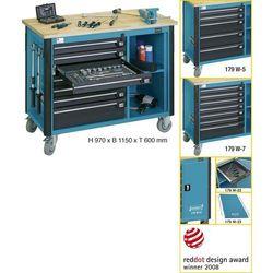 HAZET Stół warsztatowy mobilny 179W-7 Hazet 179W-7 (4000896145331)