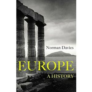 Europe, Davies, Norman