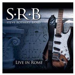 Steve Rothery Band. Live In Rome [2CD/DVD] - Steve Rothery Band z kategorii Rock