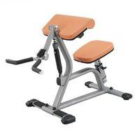 Maszyna na mięśnie bicepsa CBC400 Body Solid inSPORTline - Kolor pomarańczowy (8595153627362)