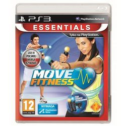 Move Fitness - gra PS3