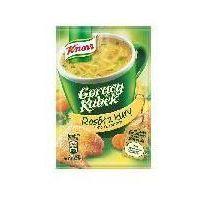 Gorący Kubek Rosół z kury z makaronem 12 g Knorr