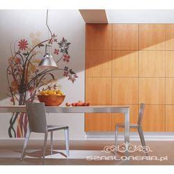 Szablon malarskiflora 118 - multikolor z programu dekoratornia marki Szabloneria