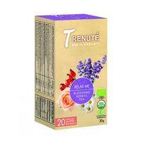 T'renute (herbaty) Herbatka kwiatowo - ziołowa relax me bio 30 g (1,5 g x 20 szt.) - t'renute