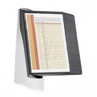 Zestaw ścienny Durable 10 paneli A4 SHERPA STYLE WALL 585401, 59495