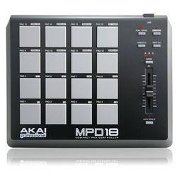 AKAI MPD 18 (4540622002434)