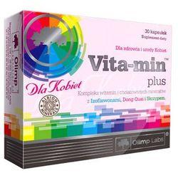 Vita-min plus dla kobiet 30kaps, marki Olimp
