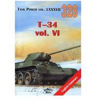 T-34 VOL.VI MILITARIA 328 (9788372193285)