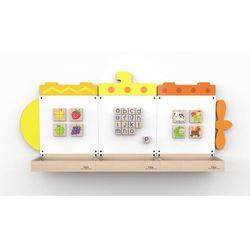 Viga toys Viga tablica magnetyczna - łódź podwodna