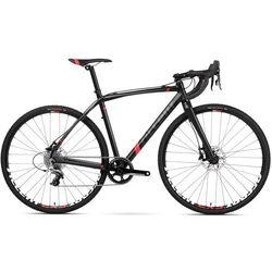 CX-ONE Pro Disc 2016 L czarno-czerwony matowy z kategorii Pozostałe rowery