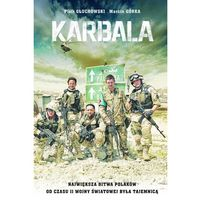 Karbala - Dostawa zamówienia do jednej ze 170 księgarni Matras za DARMO (9788326822674)