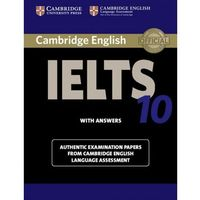 Cambridge IELTS 10 Students Book with Answers (188 str.)