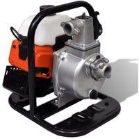 Vidaxl  spalinowa pompa wody 2 biegowa 1,45 kw 0,95 l (8718475921882)