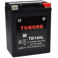 Akumulator wzmocniony  yb14l-a2/b2 tb14hl 14ah 260a/372a marki Tuborg