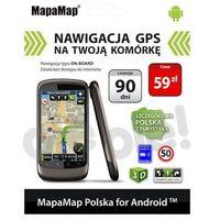 MapaMap Polska (90 dni) - produkt w magazynie - szybka wysyłka! (5902596342029)