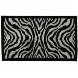 Cawö frottier  dywanik łazienkowy zebra czarny