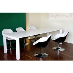 Fotel Pezzo K- czarny, S-białe, kup u jednego z partnerów