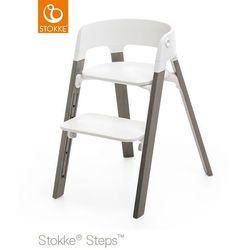 Stokke ® steps™ krzesełko hazy grey