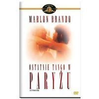 Ostatnie Tango w Paryżu (DVD) - Bernardo Bertolucci z kategorii Dramaty, melodramaty