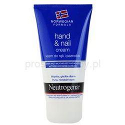 hand care krem do rąk i paznokci + do każdego zamówienia upominek., marki Neutrogena