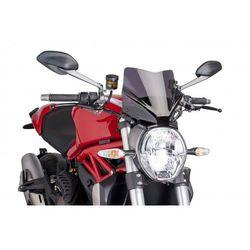 Owiewka PUIG do Ducati Monster 821 / 1200 (mocno przyciemniana) z kategorii Owiewki motocyklowe