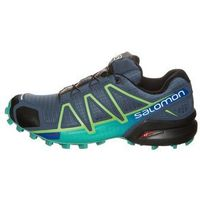 Salomon Speedcross 4 But do biegania trail Kobiety niebieski/tur 39 1/3 Buty trailowe