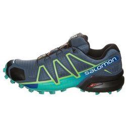 Speedcross 4 But do biegania trail Kobiety niebieski/tur 39 1/3 Buty trailowe, Salomon z Addnature