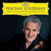 Complete Recordings On Deutsche Grammophon And Philips (CD) - Zukerman Pinchas