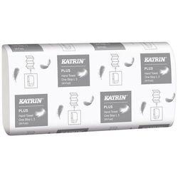 KATRIN Ręcznik PLUS ONE STOP L3, biały 3-warstwy 235 mm x 340 mm