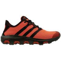 Buty trekkingowe Adidas VOYAGER climacool (S78563) - pomarańczowy